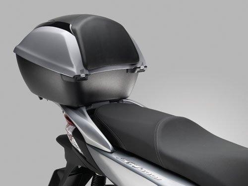 2014 Honda SH 300i - hire a scooter in Spain
