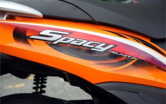 2014 Хонда Спейси 110 - аренда скутера - Смирна
