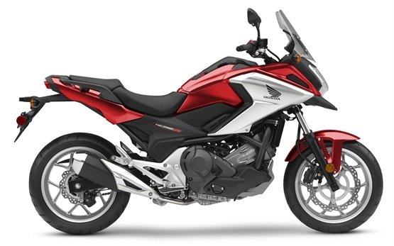 Хонда NC700X - аренда мотоцикла на Крите