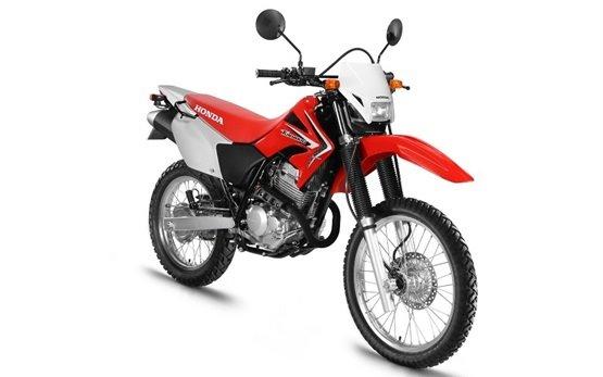 2014 Honda XR250 Tornado - прокат мотоциклов в Марокко Марракеш