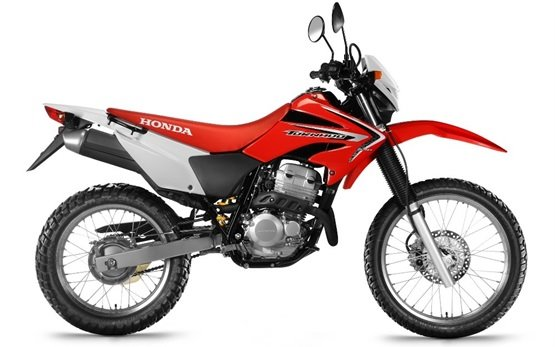 2014 honda xr 250 tornado motorcycle rental in marrakech. Black Bedroom Furniture Sets. Home Design Ideas