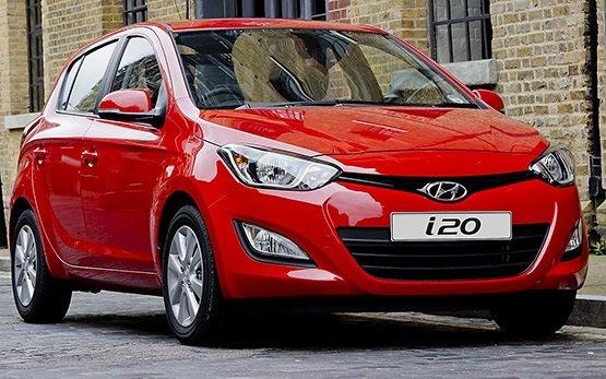 2014 Hyundai i20 1.2