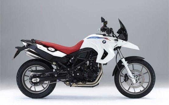 2015 БМВ 650 GS аренда мотоцикла Румыния