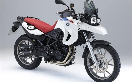 2015 БМВ 650 GS прокат мотоцикла Бухарест