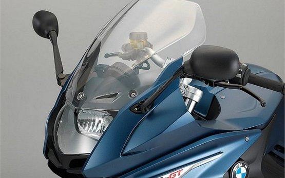 BMW F800 GT - Motorradverleih Milan