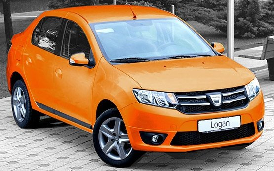 2015 Dacia Logan 1.5 D