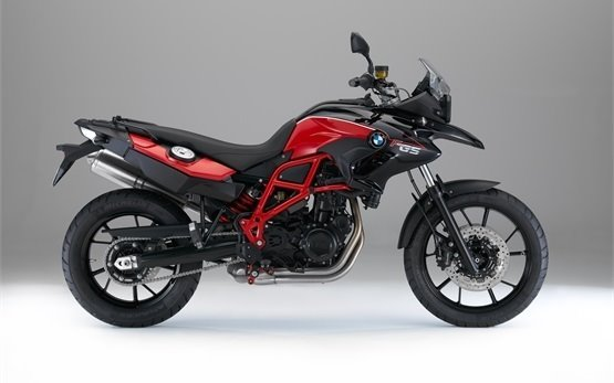 2016 BMW F 700 GS - hire a motorcycle Lisbon