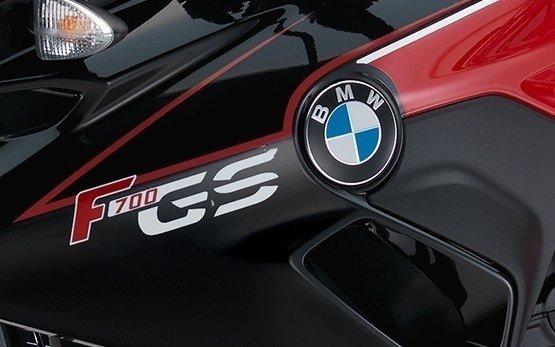 2016 BMW F 700 GS - прокат мотоцикла в Ираклион