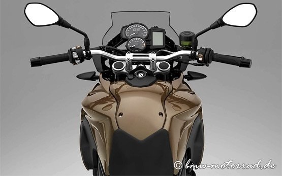 2016 BMW F800 GS - прокат мотоциклов Марокко