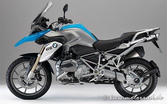 2016 БМВ R 1200 GS - мотоциклы напрокат Марокко Касабланка