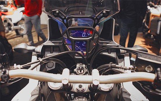 2016 Honda CRF1000L AFRICA TWIN motorbike hire in Antalya