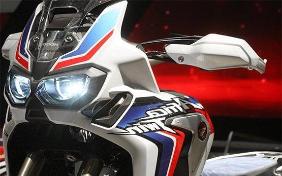 2016 Honda CRF1000L AFRICA TWIN Motorrad mieten Antalya