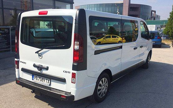 2016 Opel Vivaro 8+1