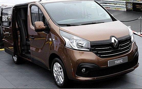 2016 Renault Trafic 8+1