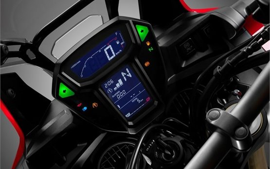 2017 Honda CRF1000L AFRICA TWIN наем на мотор в Малага