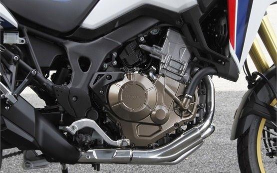 2017 Honda CRF1000L AFRICA TWIN мотоциклет под наем Мароко