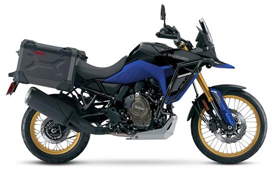 2017 Suzuki V-strom 650cc - motorcycle hire Barcelona