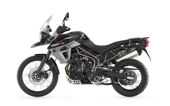 2017 Triumph Tiger 800 XC - rent a bike in Barcelona