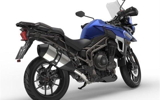 Triumph Tiger Explorer 1200 XRx - motorcycle hire Malaga