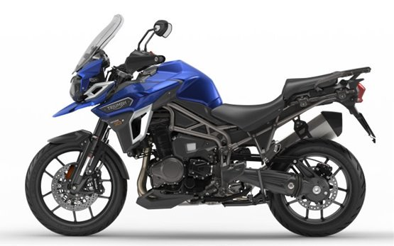 2017 Triumph Tiger Explorer 1200 XRx - rent a bike in Barcelona