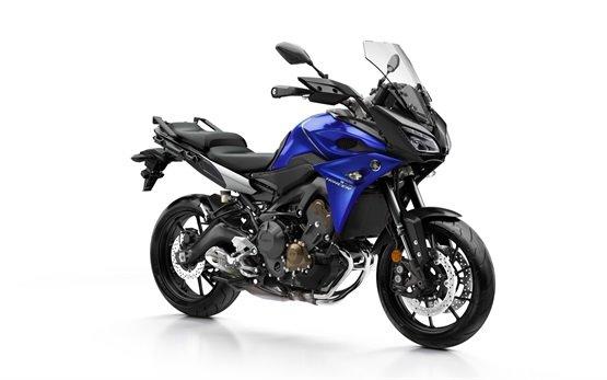 2017 YAMAHA MT09 TRACER 900cc аренда мотоцикла Малага