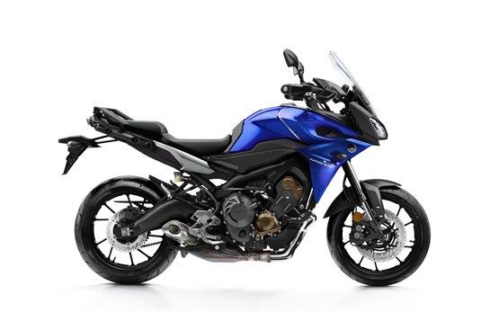 2017 YAMAHA MT09 TRACER 900cc - прокат мотоцикла Малага