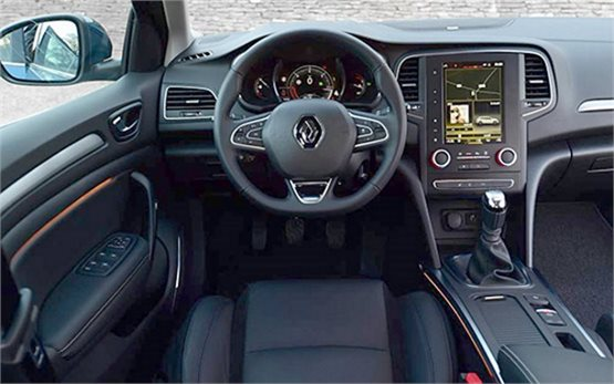 2018 Renault Megane SW 1.5 dci