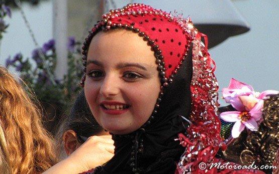 A Girl, Gabrovo