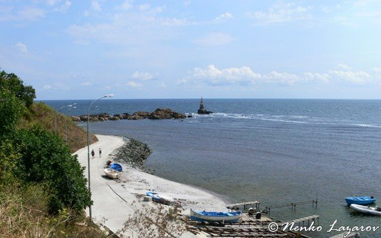Ahtopol - sea view