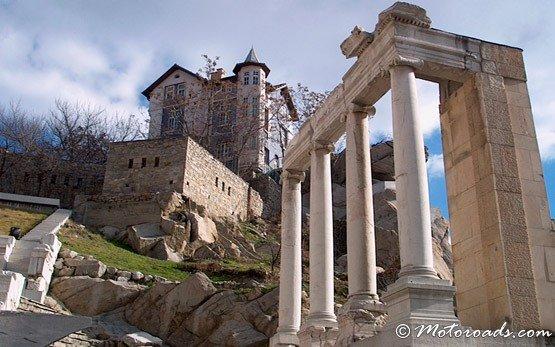 Amphitheatre, Plovdiv City