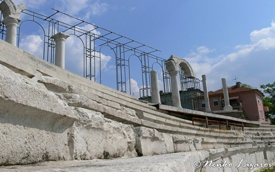 Ancient Theater, Stara Zagora