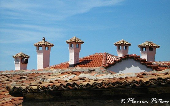 Arbanassi Chimneys