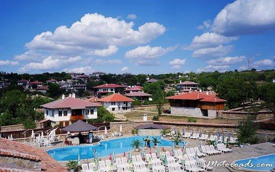 Arbanassi View