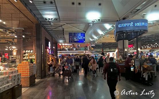 Istanbul Airport (IGA) - Turkey