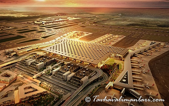 Flughafen Istanbul (IGA) - Türkei