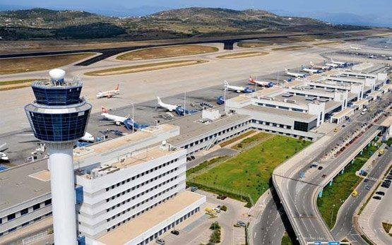Athens international airport taxi