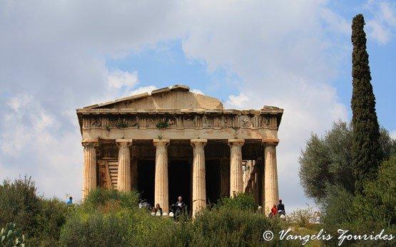 Athens Temple of Hephaestus