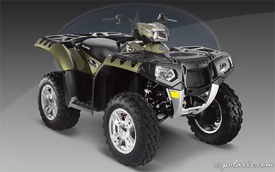 ATV 300cc Vermietung Karpathos