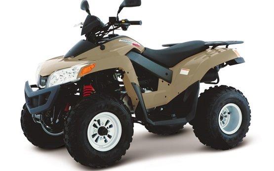 АТВ 300cc напрокат Санторини