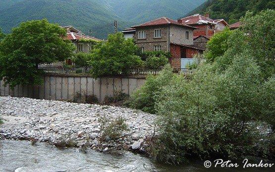 Bachkovo - Chaya River