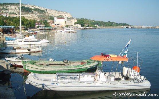 Лодки - Балчик