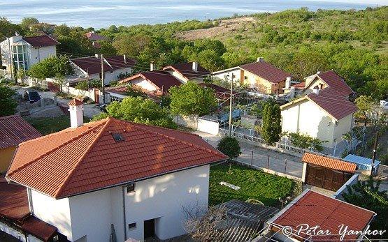 Balchik Roofs