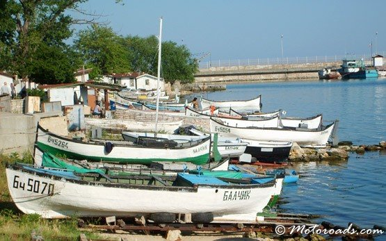 Балчик море