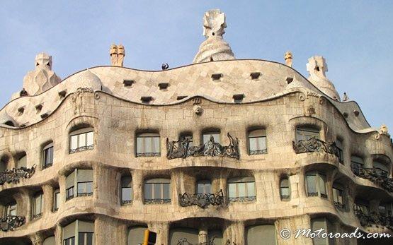 Barcelona - House Casa Mila