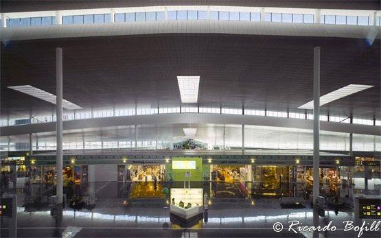 Barcelona International Airport in El Prat de Llobregat