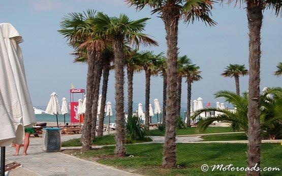 Beach Lane, Sunny Beach