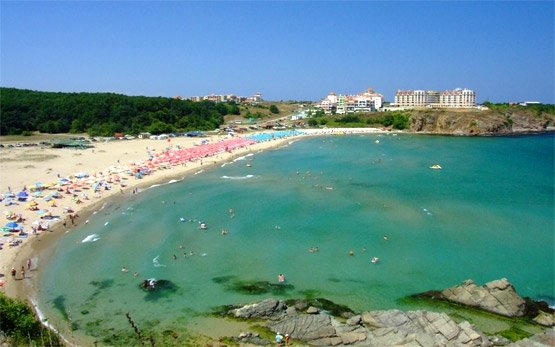 Пляж - Черноморец