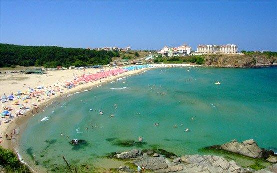 Beach of Sinemorets