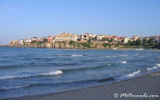 Плажът на Созопол
