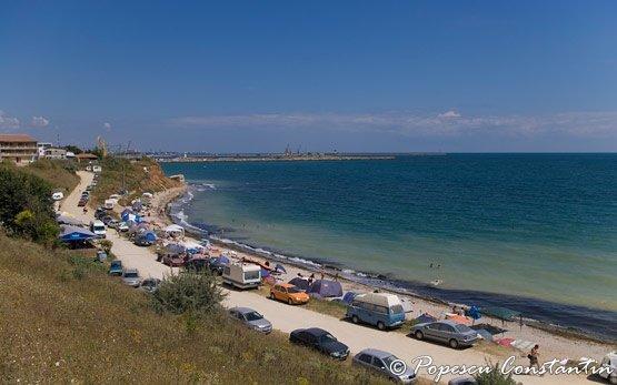 Beach, Vama Veche